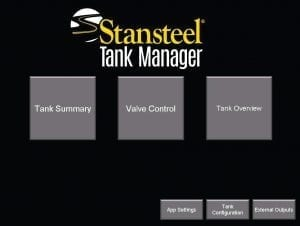 Stansteel Tank Manager