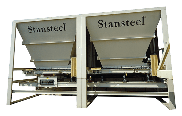 Cold Feed Bins Stansteel